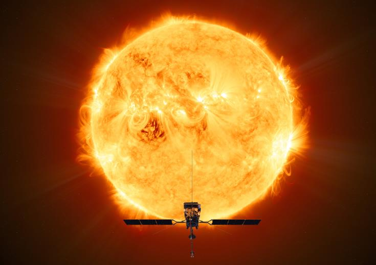 Cypriot researcher flies close to the sun