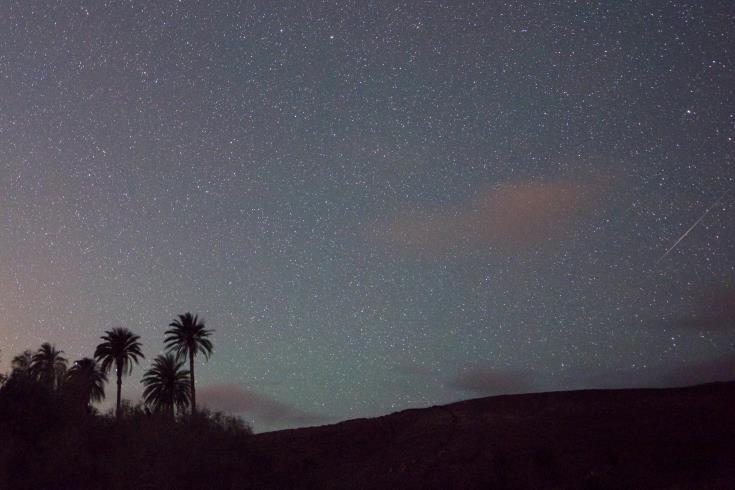 Look For Shooting Stars Tonight In the Lyrid Meteor Shower
